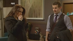 Libby Kennedy, Toadie Rebecchi in Neighbours Episode 6037