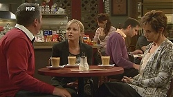 Karl Kennedy, Samantha Fitzgerald, Susan Kennedy in Neighbours Episode 6037