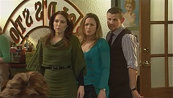 Libby Kennedy, Sonya Mitchell, Toadie Rebecchi in Neighbours Episode 6037