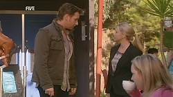 Lucas Fitzgerald, Samantha Fitzgerald in Neighbours Episode 6037