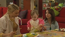 Donna Freedman, India Napier, Kate Ramsay in Neighbours Episode 6038