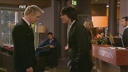 Concierge, Declan Napier in Neighbours Episode 6038