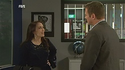 Libby Kennedy, Michael Williams in Neighbours Episode 6038
