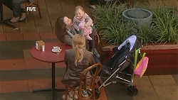Kate Ramsay, Donna Freedman, India Napier  in Neighbours Episode 6038