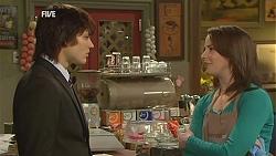 Declan Napier, Kate Ramsay in Neighbours Episode 6039