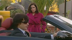 Declan Napier, Rebecca Napier in Neighbours Episode 6039