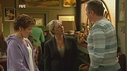 Susan Kennedy, Samantha Fitzgerald, Karl Kennedy in Neighbours Episode 6040