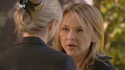 Samantha Fitzgerald, Steph Scully in Neighbours Episode 6040