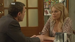 Paul Robinson, Donna Freedman in Neighbours Episode 6040