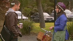 Mark Brennan, Kate Ramsay in Neighbours Episode 6041
