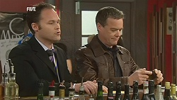 Russell Walsh , Paul Robinson in Neighbours Episode 6041