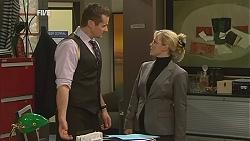 Toadie Rebecchi, Samantha Fitzgerald in Neighbours Episode 6041