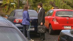 Kate Ramsay, Declan Napier in Neighbours Episode 6042