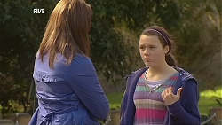 Kate Ramsay, Sophie Ramsay in Neighbours Episode 6042