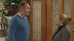 Karl Kennedy, Samantha Fitzgerald in Neighbours Episode 6042