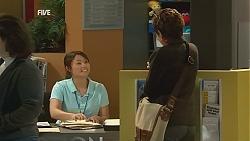 Nurse Jodie Smith, Susan Kennedy in Neighbours Episode 6042