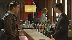 Mark Brennan, Declan Napier in Neighbours Episode 6042