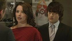 Mark Brennan, Kate Ramsay, Declan Napier in Neighbours Episode 6042