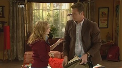 Natasha Williams, Michael Williams in Neighbours Episode 6043