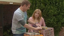 Michael Williams, Natasha Williams in Neighbours Episode 6043
