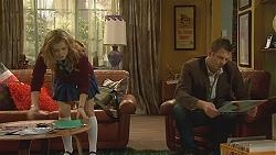 Natasha Williams, Michael Williams in Neighbours Episode 6044