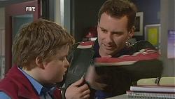 Callum Jones, Lucas Fitzgerald in Neighbours Episode 6044