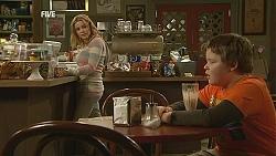 Natasha Williams, Callum Jones in Neighbours Episode 6044