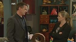 Paul Robinson, Samantha Fitzgerald in Neighbours Episode 6045