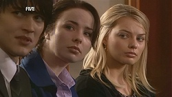 Declan Napier, Kate Ramsay, Donna Freedman in Neighbours Episode 6046