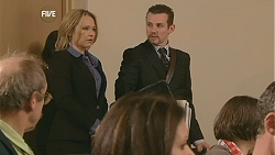 Steph Scully, Toadie Rebecchi in Neighbours Episode 6046