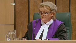 Judge Nerida Willow in Neighbours Episode 6046