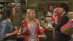 Kate Ramsay, Donna Freedman, India Napier, Declan Napier in Neighbours Episode 6047