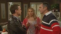 Paul Robinson, Donna Freedman, Karl Kennedy in Neighbours Episode 6047