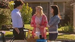 Declan Napier, Donna Freedman, Kate Ramsay in Neighbours Episode 6047