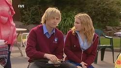 Andrew Robinson, Natasha Williams in Neighbours Episode 6047