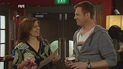 Rebecca Napier, Michael Williams in Neighbours Episode 6048