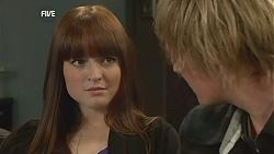 Summer Hoyland, Andrew Robinson in Neighbours Episode 6048
