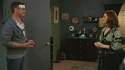 Michael Williams, Rebecca Napier in Neighbours Episode 6048
