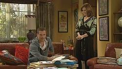 Michael Williams, Rebecca Napier in Neighbours Episode 6049