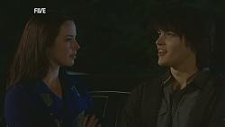 Kate Ramsay, Declan Napier in Neighbours Episode 6049