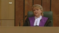 Judge Nerida Willow in Neighbours Episode 6051