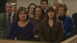 Karl Kennedy, Lyn Scully, Libby Kennedy, Summer Hoyland, Susan Kennedy in Neighbours Episode 6051