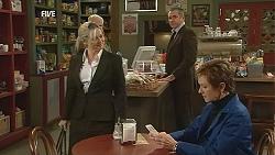 Samantha Fitzgerald, Karl Kennedy, Susan Kennedy in Neighbours Episode 6052