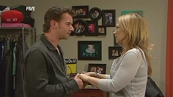 Lucas Fitzgerald, Steph Scully in Neighbours Episode 6052