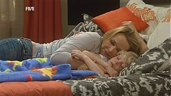 Steph Scully, Charlie Hoyland in Neighbours Episode 6052