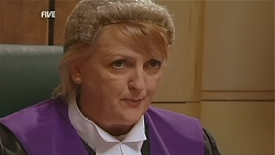 Judge Nerida Willow in Neighbours Episode 6053