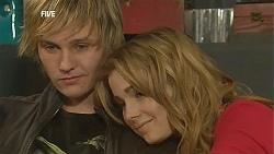 Andrew Robinson, Natasha Williams in Neighbours Episode 6054