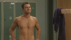 Mark Brennan in Neighbours Episode 6055