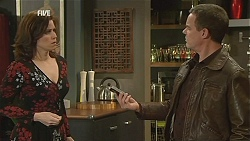 Rebecca Napier, Paul Robinson in Neighbours Episode 6055