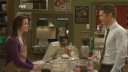 Kate Ramsay, Mark Brennan in Neighbours Episode 6055